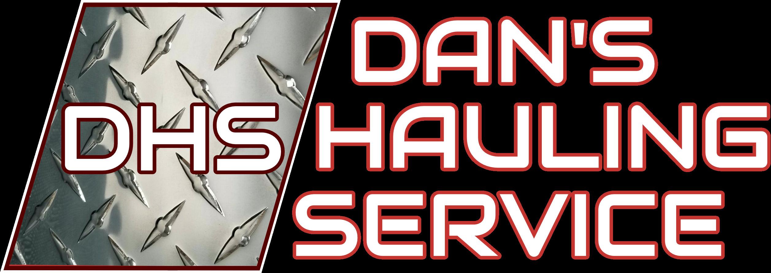 Dan's Hauling Service